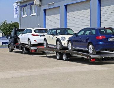Kostenlose Autoabholung bundesweit