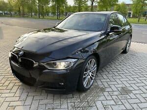 BMW F30 Mit Unfallschaden